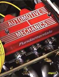 Automotive Mechanics Fundamentals - Front Cover