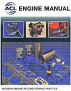 ACL Engine Repair Manual : Modern Engine Reconditioning Practice - Front Cover