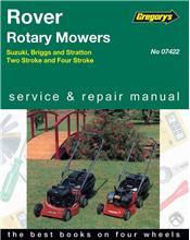 Rover Rotary Mowers Service & Repair Manual