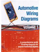 Automotive Wiring Diagrams : Volume 1 (1975 - 1993) - Front Cover