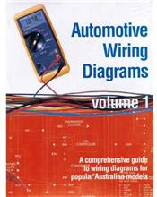 Automotive Wiring Diagrams : Volume 1 (1975 - 1993)