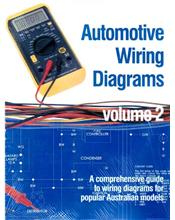 Automotive Wiring Diagrams : Volume 2 (1985 - 1997)