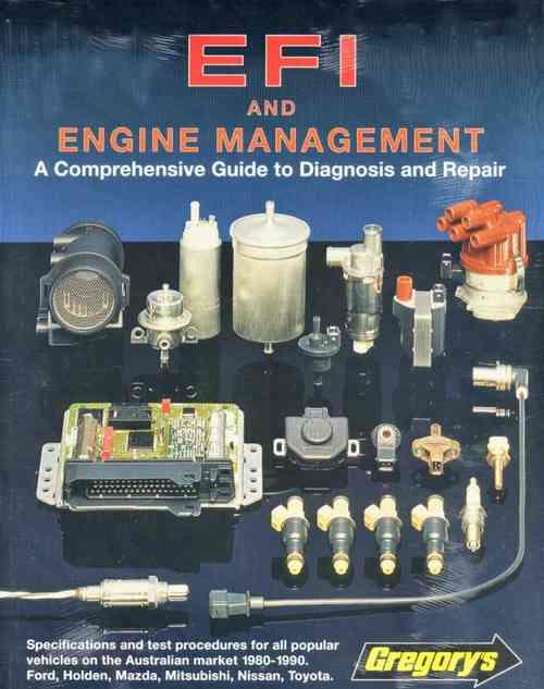 EFI & Engine Management 1983 - 1990 : Volume 1 - Front Cover