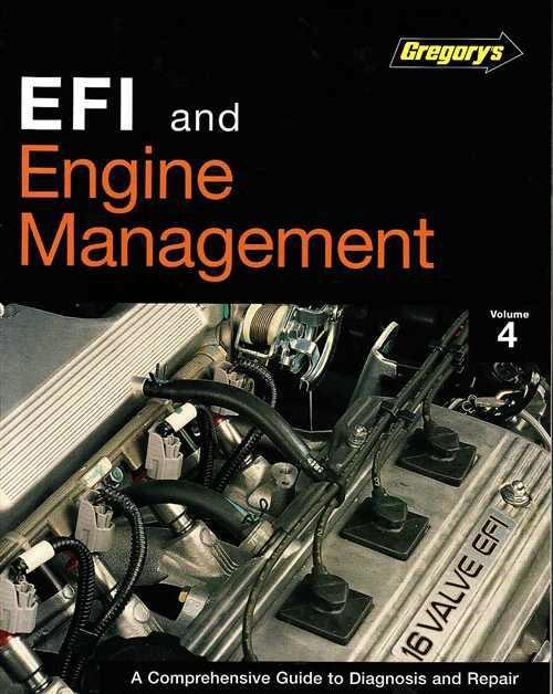 EFI & Engine Management 1988 - 1997 : Volume 4 - Front Cover