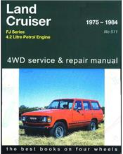 Toyota Land Cruiser FJ Series (Petrol) 1975 - 1984 Manual