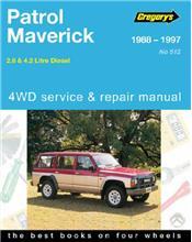Nissan Patrol GQ (Y60) & Ford Maverick DA (Diesel) 1988 - 1997