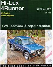 Toyota Hi-Lux / 4Runner 4WD Diesel 1979 - 1997