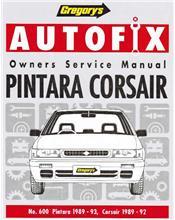 Nissan Pintara 1989 - 1993 & Ford Corsair 1989 - 1992