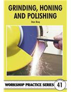 Grinding, Honing And Polishing - Front Cover