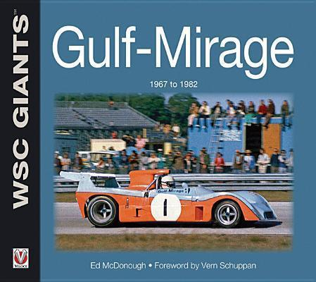 Gulf-Mirage 1967 to 1982 (WSC Giants) - Front Cover