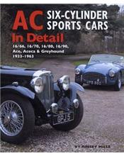 AC Sports Cars in Detail