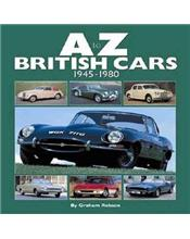 A - Z British Cars 1945 - 1980