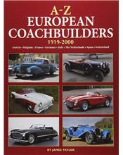 A-Z European Coachbuilders 1919 - 2000