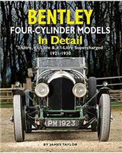Bentley Four-cylinder Models in Detail 1921 - 1930