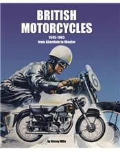British Motorcycles 1945 - 1965: From Aberdale to Woole