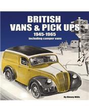 British Vans and Pick Ups: 1945 - 1965