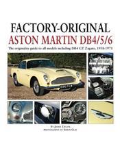 Factory Original Aston Martin DB4/5/6 1958 - 1971
