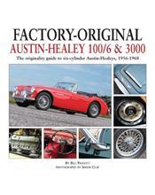 Factory Original Austin-Healey 100/6 & 3000, 1956 - 1968
