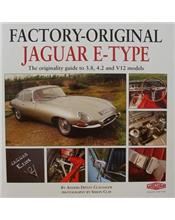 Factory Original Jaguar E-Type 1961 - 1975
