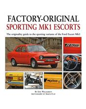 Factory Original Sporting Mk1 Escorts