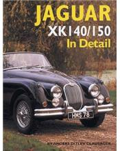 Jaguar XK140 and 150 in Detail
