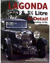 Lagonda 2 3 & 3 1/2 Litre: In Detail