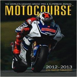 Motocourse Annual 2012 - 2013 - Front Cover