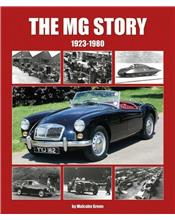The MG Story 1923 - 1980
