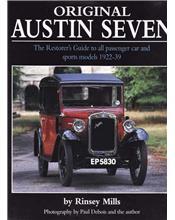 Original Austin Seven 1922 - 1939