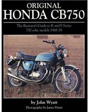 Original Honda CB750 1968 - 1978