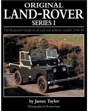 Original Land Rover Series 1 1948 - 1958