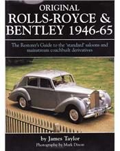 Original Rolls Royce & Bentley