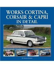 Works Cortina Capri and Corsair in Detail
