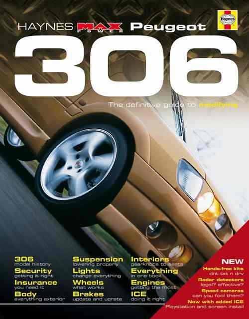 Peugeot 306 : Haynes Max Power - Front Cover