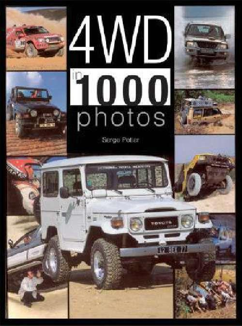 4WD in 1000 Photos - Front Cover