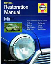 Mini Restoration Manual : Haynes Restoration Manual