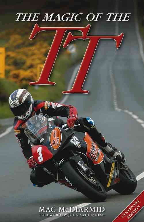 The Magic of the TT - Front Cover