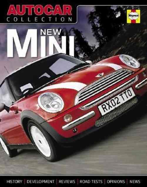 Autocar Collection: New Mini - Front Cover