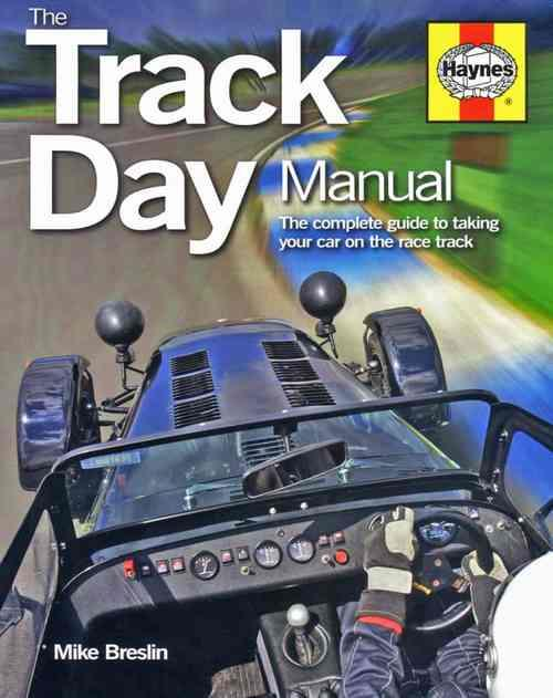 The Track Day Manual - Front Cover