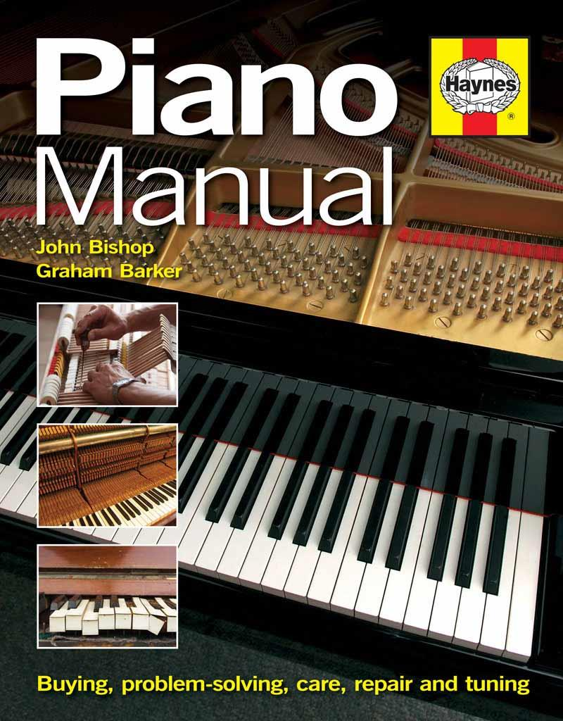 Piano Manual - Front Cover