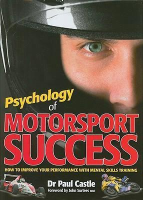 Psychology Of Motorsport Success - Front Cover