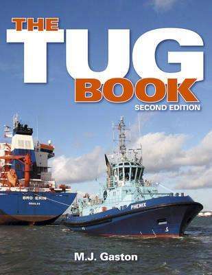 The Tug Book - Front Cover