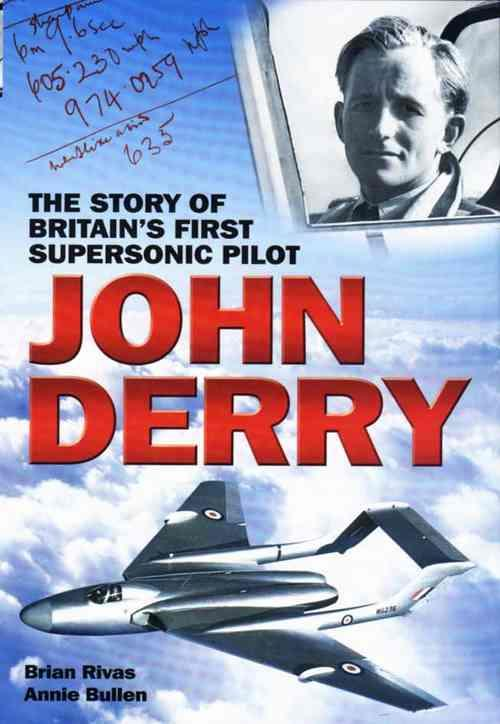John Derry - Front Cover