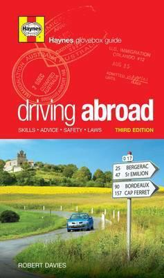 Driving Abroad (3rd Edition) - Front Cover