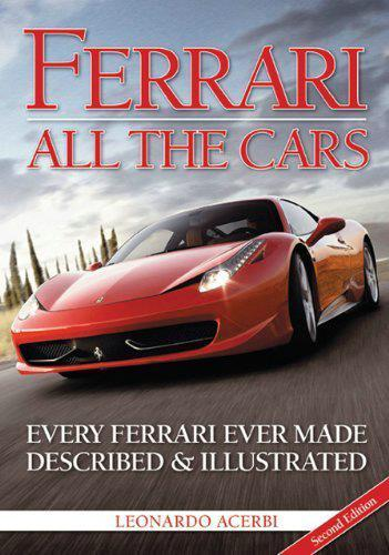Ferrari : All the Cars - Front Cover