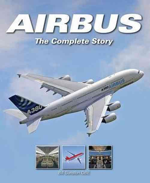 Airbus: The Complete Story - Front Cover
