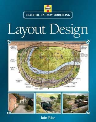 Realistic Railway Modelling: Layout Design - Front Cover