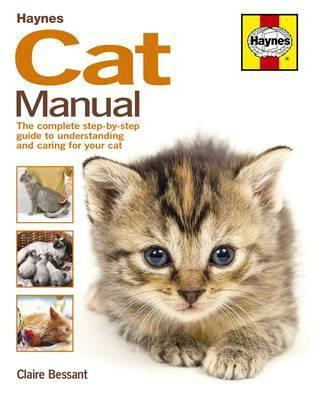 The Cat Manual - Front Cover
