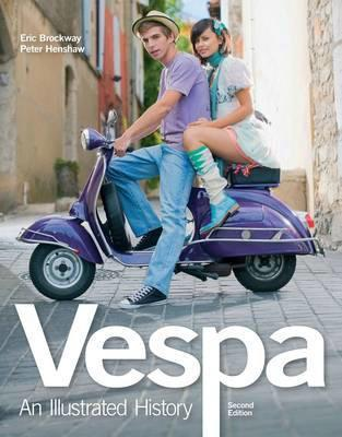 Vespa : An Illustrated History - Front Cover
