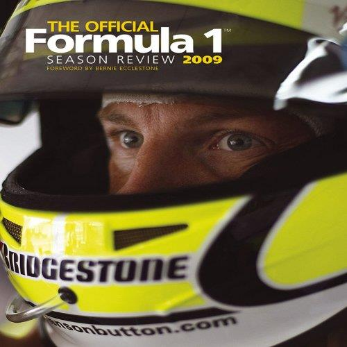 2009 Official Formula 1 Season Review - Front Cover